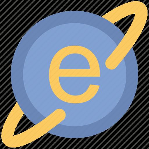 e learning, explorer, internet, internet explorer, internet searching icon