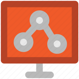 analytics, business, chart, diagram, economy, economy graph, graph icon