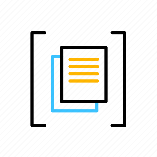 business, doc, document, order, workflow icon