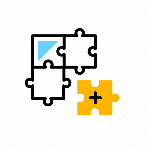 business, integration, plugin icon