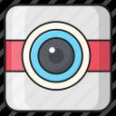 photography, dslr, gadget, camera, capture icon