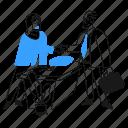 business, deal, agreement, contract, arrangement, handshake, cooperation icon