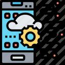 cloud, storage, data, online, backup