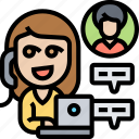 customer, service, contact, communication, operator