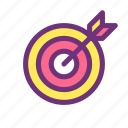 goal, aim, target, focus, arrow, success, strategy