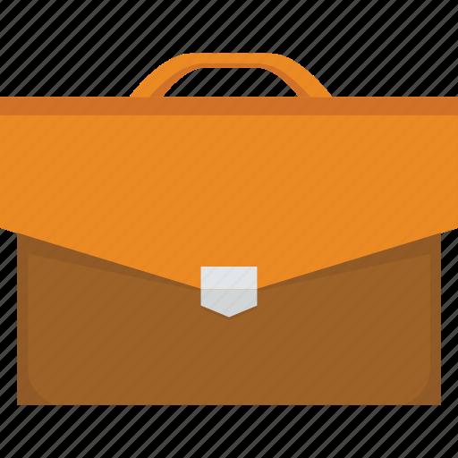 bag, baggage, briefcase, suitcase, valise, work icon
