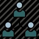 team, connection, user, teamwork