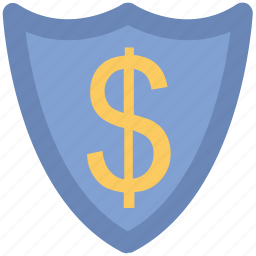 business safe, economy security, locked shield, protect shield, protection, security shield icon