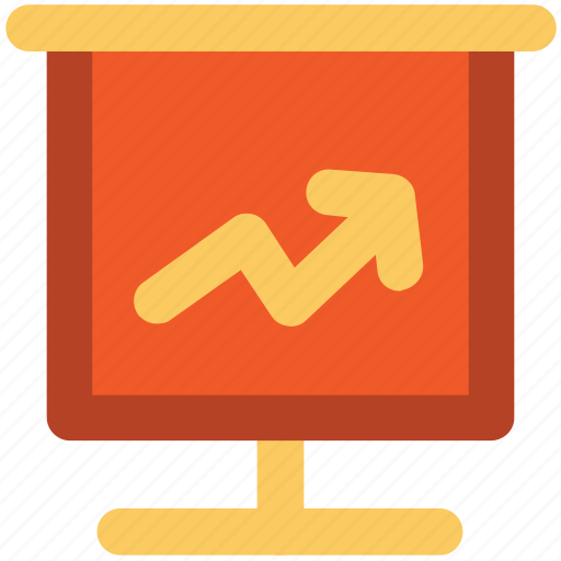 chart, diagram, graph, growth chart, online graphs icon