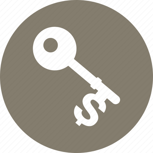 key to success, protection, secure icon
