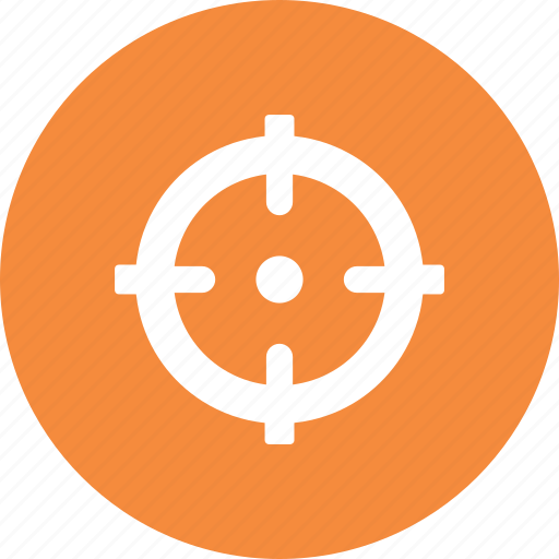 aspirations, business goal, target icon
