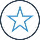 bookmark, fav, favorite, special, star icon