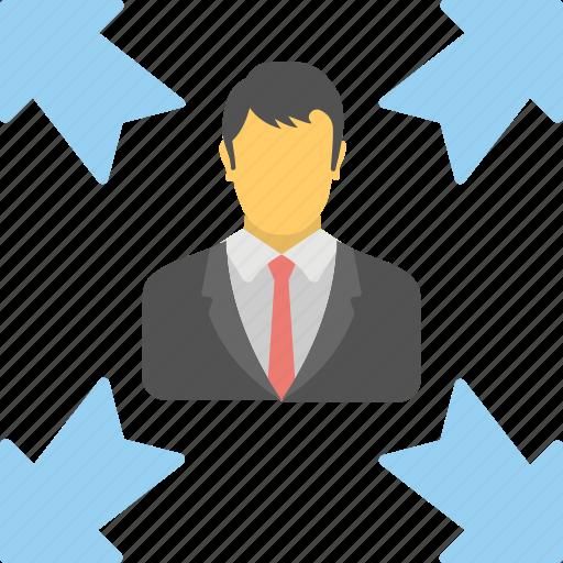 business development, businessman, international business, management strategy, workflow icon