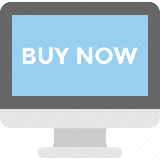 buy now, ebusiness, ecommerce, online shopping, online store icon