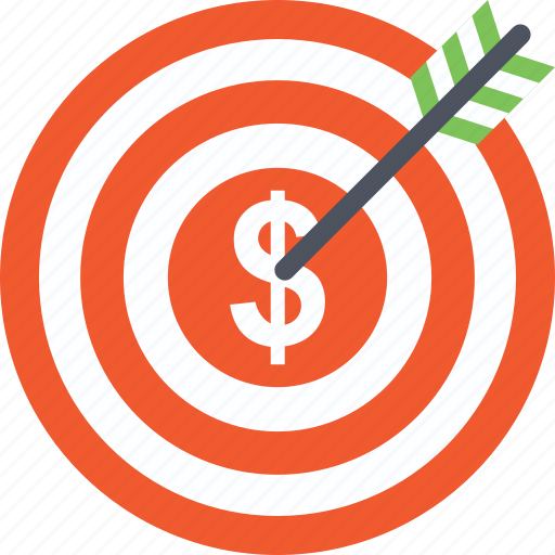 digital marketing, marketing campaign, marketing segmentation, marketing strategy, target marketing icon