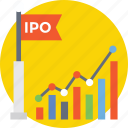 business process information, input process output, ipo chart, ipo graph, system analysis icon