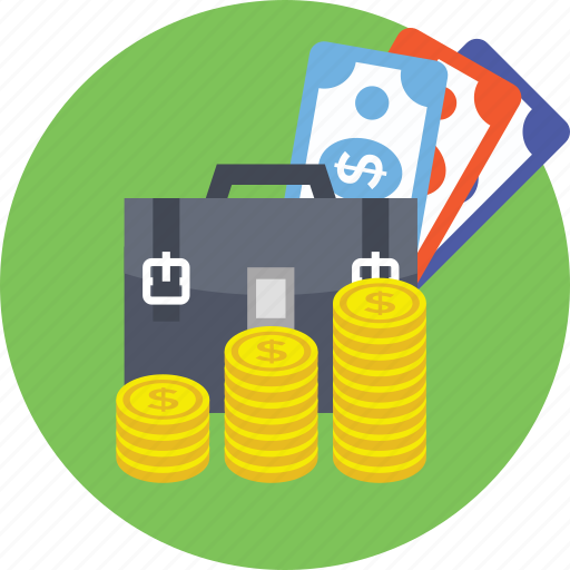 business management, business planning, business strategy, business theme, financial management icon