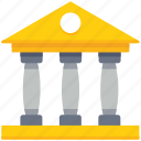 bank, building, court, real estate
