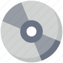 cd, compact, disc, dvd icon