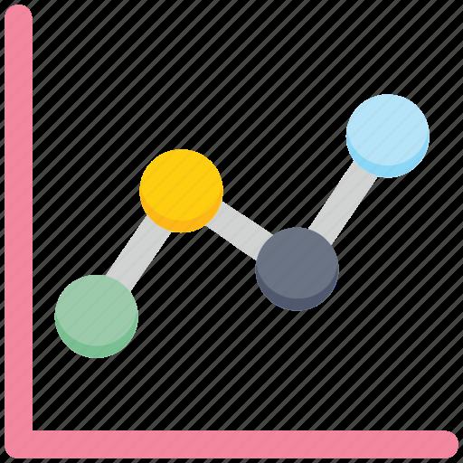 business, chart, graph, statistics icon