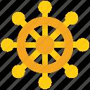 boat handle, handle, sail, ship, ship handle, wheel
