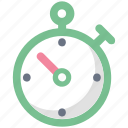 clock, minutes, stopwatch, time, timer icon