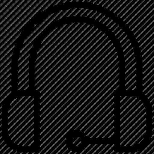 earbuds, earphone, gadget, handset, headphone icon