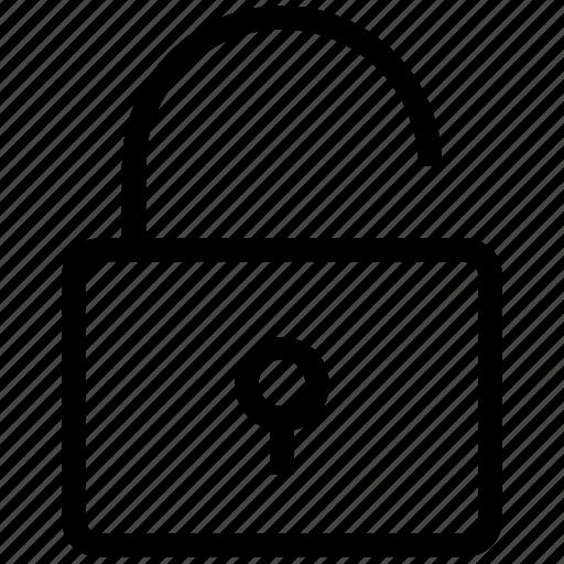 padlock, password, private, security, unlock, unlocked icon