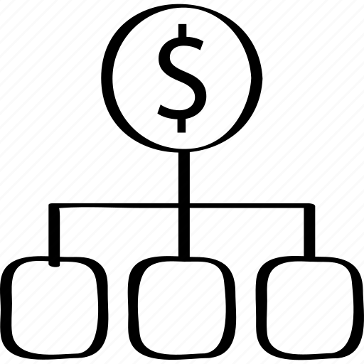 business, dollar, finance, settings, setup icon