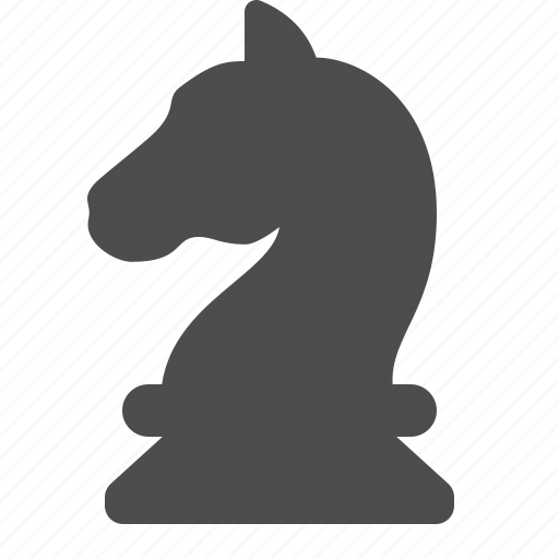 business, chess, game, horse, piece, strategy, tactic icon
