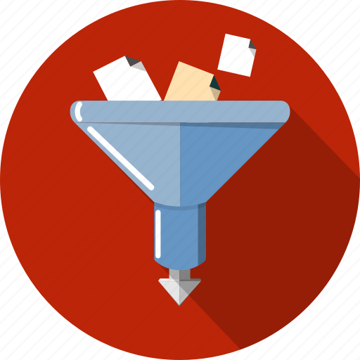 cone, filling, filter, filtering, funnel, identification, select icon