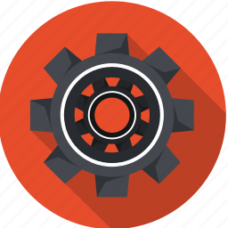 cog, configuration, construction, gear, machine, options, tool icon