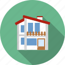 apartment, building, construction, house, investment, rent, sale icon