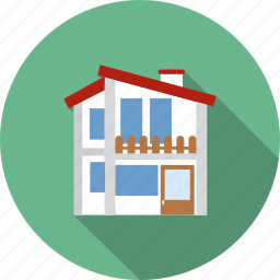 apartment, building, construction, house, investment, rent, sale icon