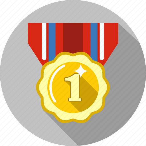 award, medal, prize, reward, triumph, trophy, winner icon