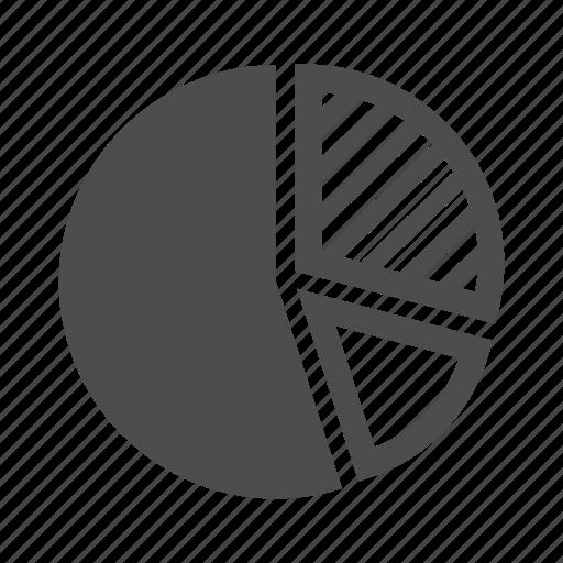 analytics, chart, diagram, graph, market share, pie, statistics icon