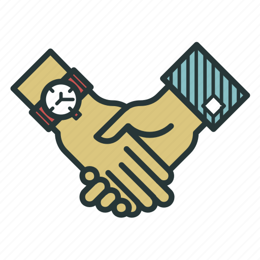 agreement, communication, contact, contract, deal, handclasp, handshake icon