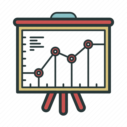 analysis, analytics, marker, marketing, schedule, stat, statistics icon