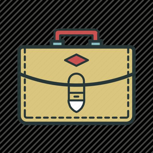 bag, briefcase, business, case, office, portfolio, suitcase icon