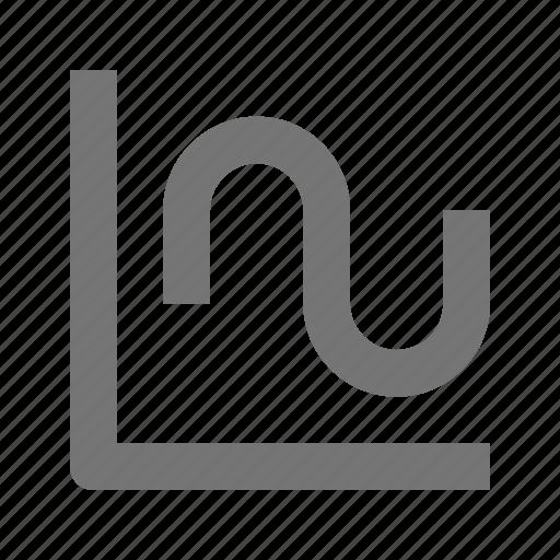 graph, line icon