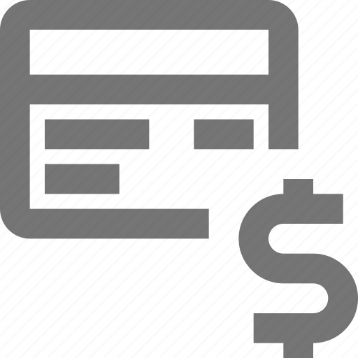 credit card, currency, debit, dollar, money, payment, shopping icon