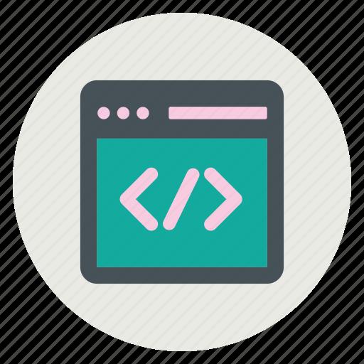 Business, code, design, development, web icon - Download on Iconfinder