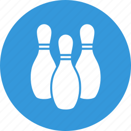 bowling, competitor, game, skittles, sports, stability icon