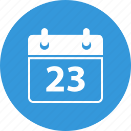 calendar, date, day, events, events calendar, month icon