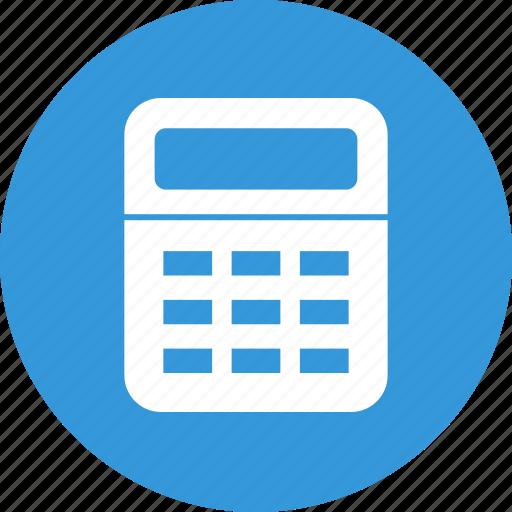calculation, calculator, computer, consider, display icon