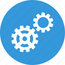 cog, cogwheel, gear, repair, services, setting, system icon