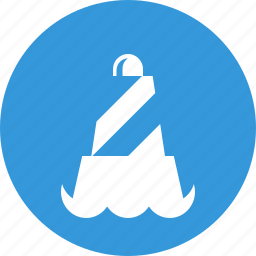 business stability, float, stability, water icon
