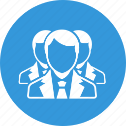 business, group, men, people, team, users icon