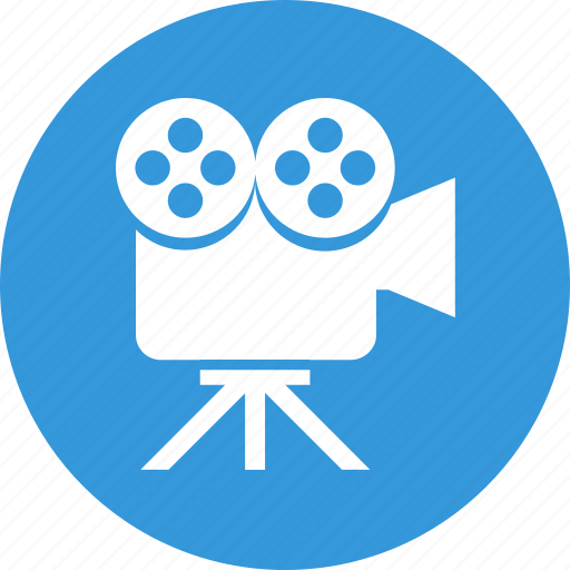 camera, cinema, film, movie, multimedia, video, video marketing icon
