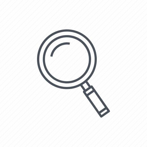 close up, lens, magnifier, search, seo, zoom icon
